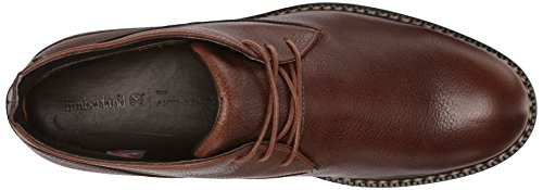 Timberland Brookprk Wp/Wl Chka, Zapatillas Altas para Hombre Marrone (Dark Brown)
