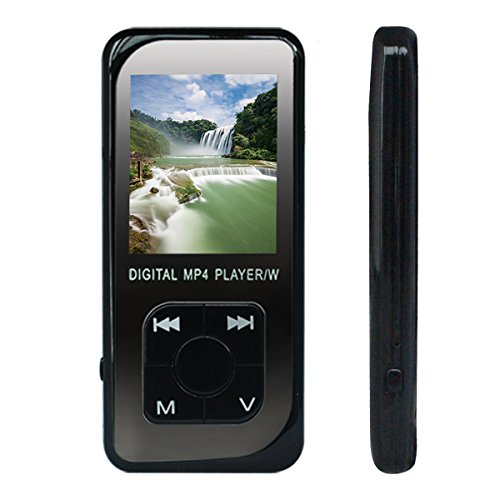G.G. Martinsen 8GB Mini USB Port Portable Music MP3/MP4 , Mu