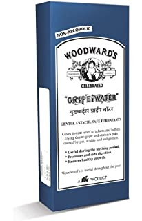 Woodward's grip water 5 fl oz (150 ml) made in usa.