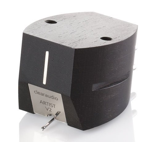 Clearaudio Artist V2 Ebony-wood High-output MM Phono Cartridge by Clearaudio (Image #1)