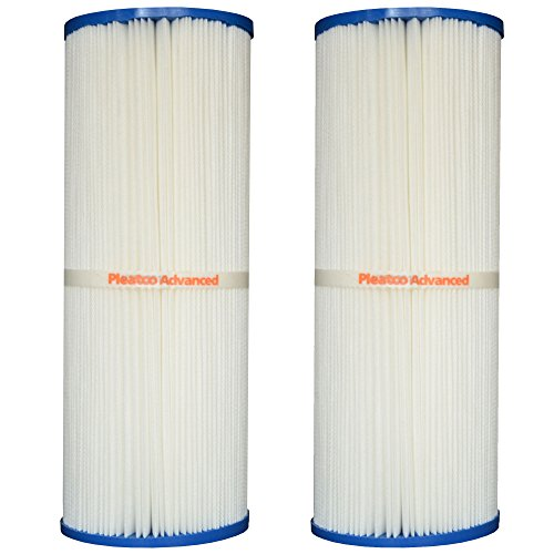 Replacement Filter Cartridge for Dynamic Series I, Dynamic Series II, Dynamic Series IV & Waterway 25 in-Line - 2 Pack ()