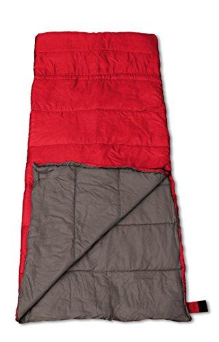 (GigaTent Mongoose Kids Sleeping Bag (Red -)