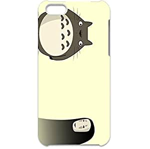 Totoro and Discredited Man Spirited Away Hard 3D Phone Case For Iphone5C