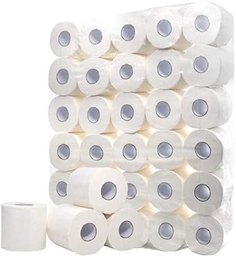 64//96//128//192 Rollen Toilettenpapier Klopapier Zellstoff FSC® 2-lagig 250 Blatt