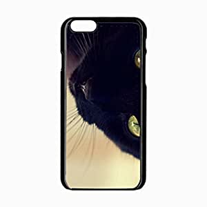 iPhone 6 Black Hardshell Case 4.7inch eyes close up Desin Images Protector Back Cover
