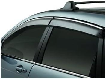 Genuine OEM Honda CR-V Door Window Visor Set  2017-2018  CRV Visors