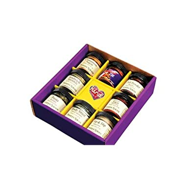Gift Box Kind Heart Seasoning 8 jar By Penzeys Spices