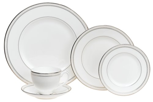 Waterford Fine China Padova 5-Piece Place Setting, Service for -