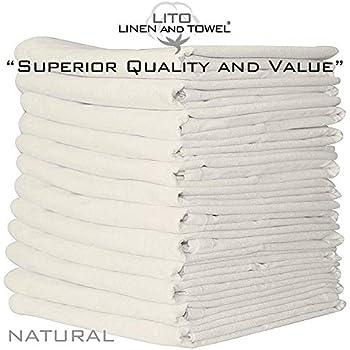 Amazon com: Utopia Kitchen Flour Sack Dish Towels, 12 Pack