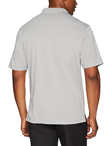 Amazon Essentials Mens Regular-Fit Quick Dry Golf Polo Cleaning Shirt - khaki