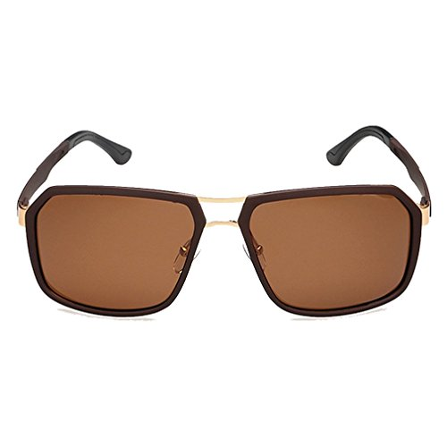 LOMOL Mens Summer Fashion Cool Personality Wayfarer Driving - To Check Polarized Glasses How