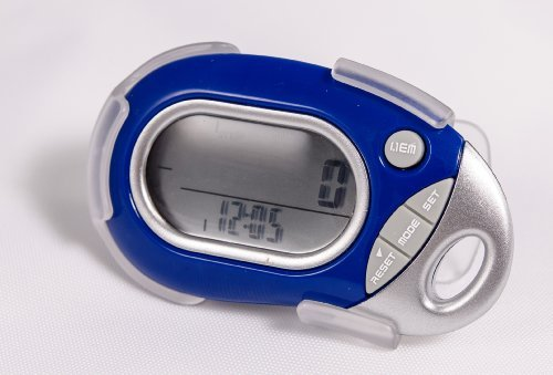 Pedusa PE-771 Tri-Axis Multi-Function Pocket Pedometer