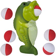 Hog Wild Bass Popper Foam Battle Toy