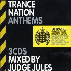 ministry of sound anthems trance