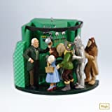 "Hallmark 2012 ""The Man Behind the Curtain"" Wizard of Oz Ornament"