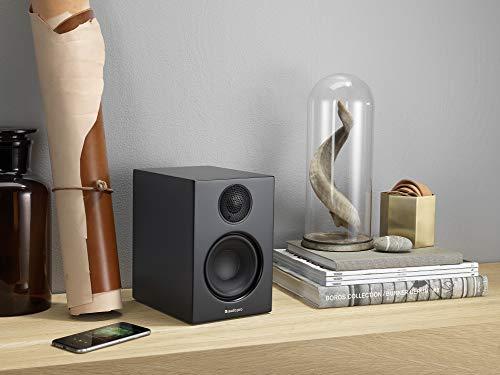 Audio Pro Addon T14 Negro Altavoz - Altavoces (2.0 Canales, Inalámbrico y alámbrico, 3.5mm/Bluetooth, 45-25000 Hz, Negro)