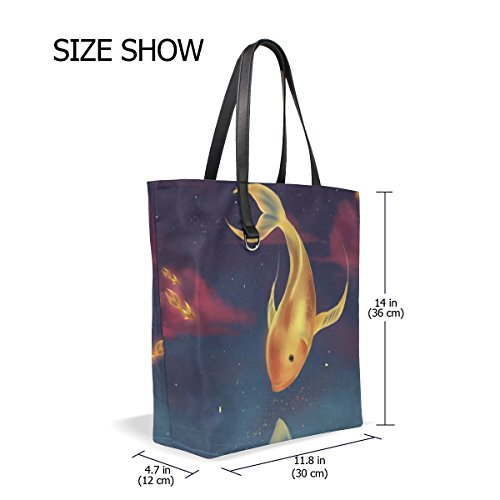 Size Shoulder For All Women Leather Isaoa 001 Tote Bag Multicolor One Fits xqwFwgpz