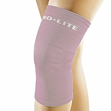 d4ffc47969 Image Unavailable. Image not available for. Color: Fla 37-400LGBEG Pro Lite  Knee Support Knitted Pullover ...