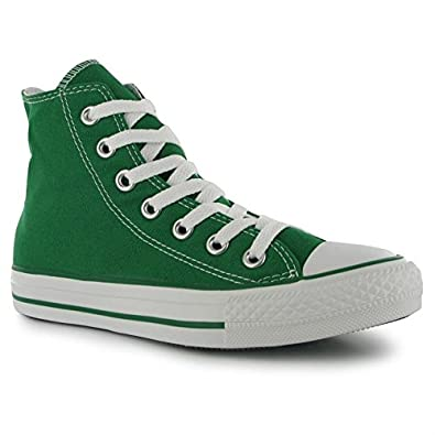 Converse Mens All Stars Hi Top Mens Trainers Celtic Green 8.5(42)