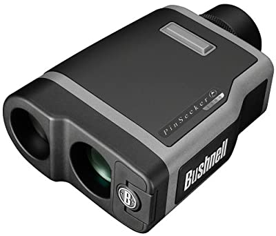 Bushnell Yardage Pro Golf Pinseeker 1500 Slope Edition Laser Rangefinder with Slope Calculator from Bushnell