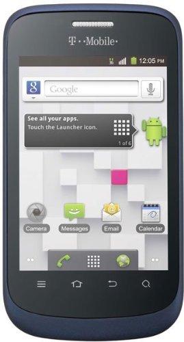 T-Mobile Concord ZTE V768 Prepaid Phone (T-Mobile) (Concord Telephone)