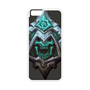 Darksiders iPhone 6 Plus 5.5 Inch Cell Phone Case White present pp001_9605553