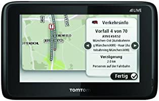 TomTom GO LIVE 1005 Europe - Navegador GPS con mapas de España y ...