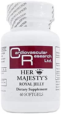 Cardiovascular Research - Her Majesty\'s Royal Jelly 500 mg 60 g
