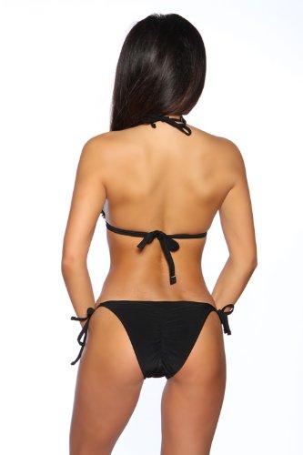 Push-Up-Bikini von SAMEGAME L