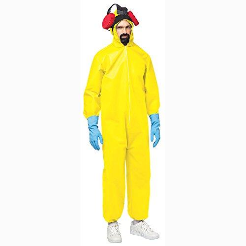 Rasta Imposta Breaking Bad Hazmat Suit - http://coolthings.us