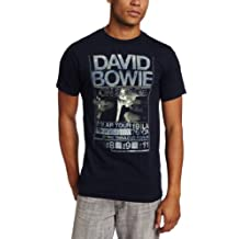FEA mens David bowie isolar tour 1976 t