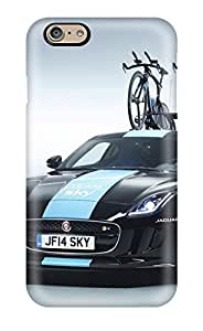 First-class Case Cover For Iphone 6 Dual Protection Cover Jaguar F Type Coupe Tour De France 2014