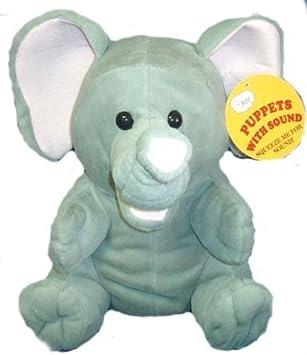 RBI Toys Eli the Elephant by RBI - Ron Banafato, Inc.: Amazon ...