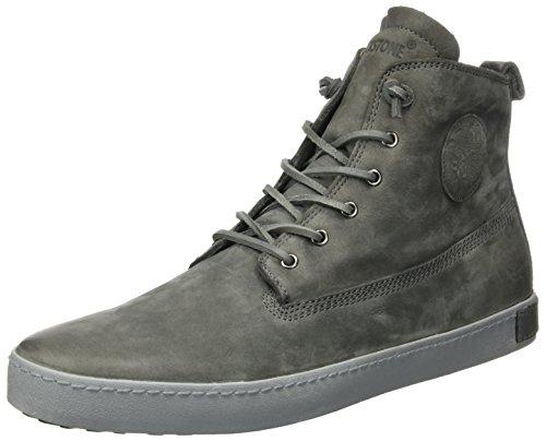 Blackstone Am02, Sneaker a Collo Alto Uomo Grigio (Grafite)