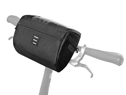 Roswheel Essentials Series 111459 Water Resistant Bike Bicycle Handlebar Bag Map Phone Case by Roswheel (Image #3)