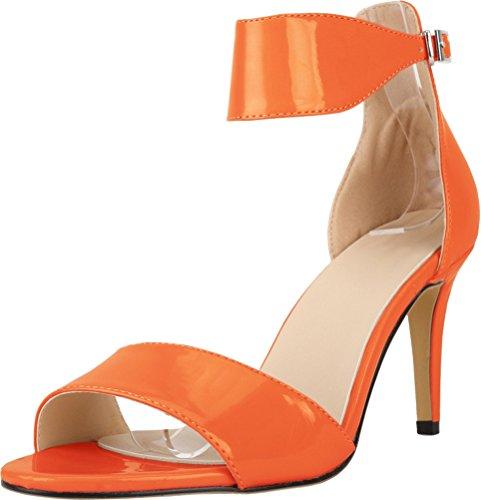 CFP - Zapatos de tacón  mujer naranja