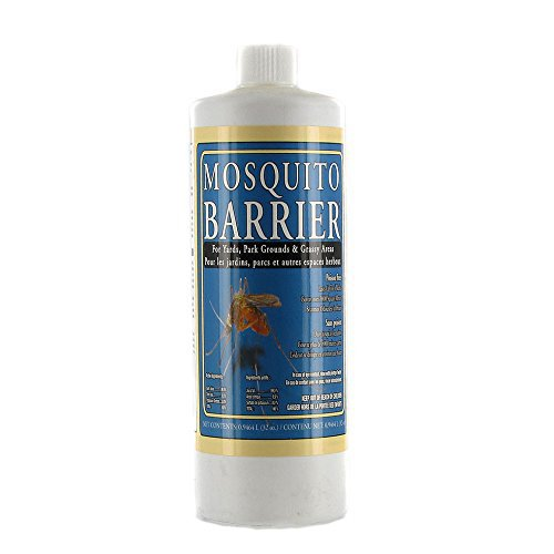 Mosquito Barrier 2001 Liquid Spray Repellent