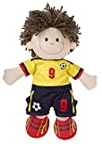 Soccer Gifts for Boys Ganz Plush Boy Player Doll w/ Berenstain Bears We Love Soccer! and Gift Tag