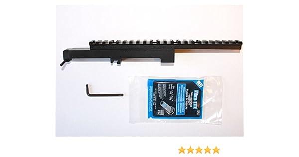 Mauser K98 / 98K NDT (No-Drill-Tap) Scope Mount: Amazon ca: Sports