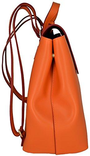 Con Mastercard Finishline Salida Zaino Donna Arancio Alviero Martini Backpack Woman Orange GiB56cr