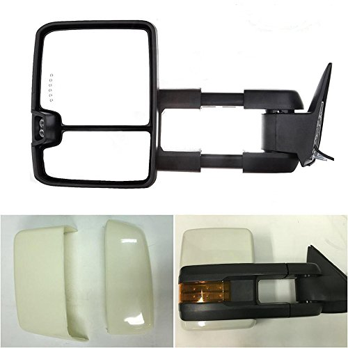 08 gmc towing mirrors - 9