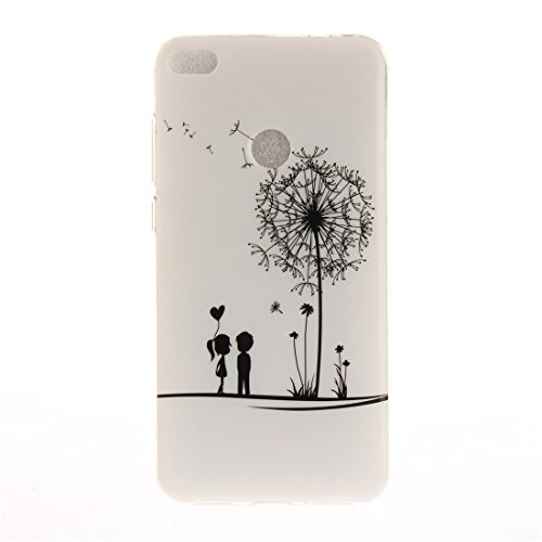 TPU Peint Lite Couverture Lite P8 Huawei Hozor Slim Scratch 2017 Résistant Dandelion Arrière De Souple Transparent 8 Cas Honor Bord Antichoc De Téléphone Cas Motif Silicone Protection En Fit xYzwqv5Ew6