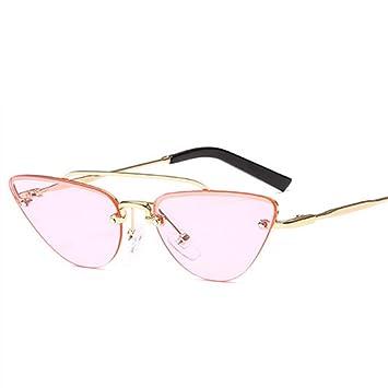 ZHOUYF Gafas de Sol Diseñador De La Marca Cat Eye Sunglasses ...