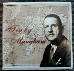 Ten By Maugham: A Collection of Short Stories By Somerset Maugham (10 Cd Set) (Somerset Cd)