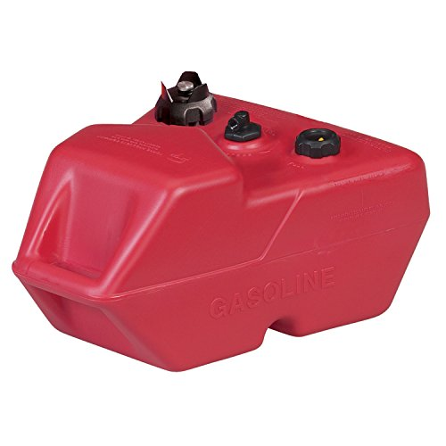 Moeller 620040LP 6BOW Portable Fuel Tank - 6 Gallon