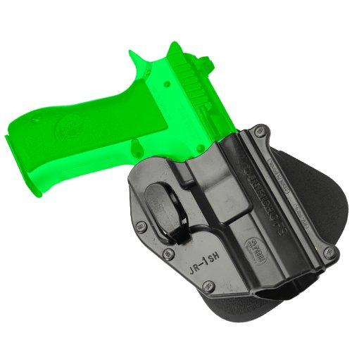 Concealed Carry Fire Arm Fobus Roto / Retention Hand Gun Holster Model JR-1-RT. Fits to: IWI ( IMI ) Israel Jericho FS (Baby Eagle / metal ). Conceal Carry (Holster Roto Arm Fobus Fire)