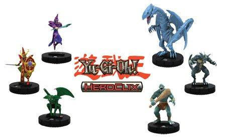 Yu-gi-oh Series 1 - 6 Figure Starter Set