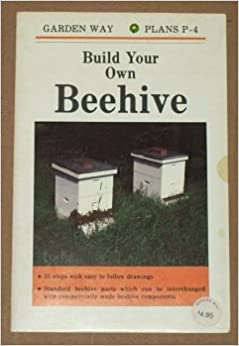 build your own beehive book pamphlets x 9780882663104 amazon