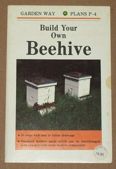 Build Your Own Beehive, P-4 (Pamphlets)