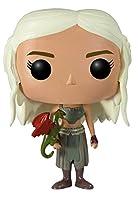 Game of Thrones: Daenerys Targaryen Vinyl Figure (Colors May Vary) by POP.